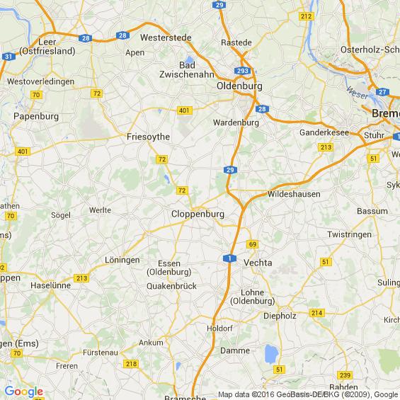Huren Cloppenburg