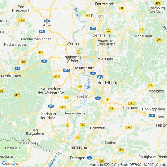 Huren in Ludwigshafen am Rhein - moneylove.de