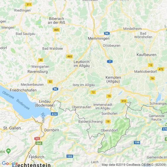 Mädel aus Leutkirch im Allgäu