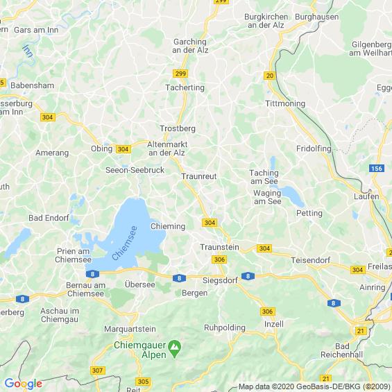 Laufhaus Traunstein