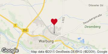 Huren Warburg
